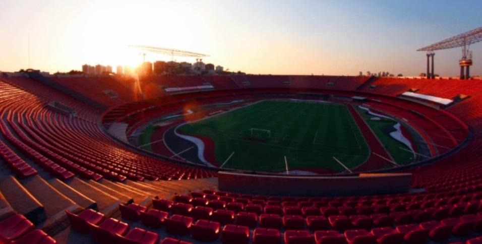 Morumbi será palco da abertura da Copa América 2019