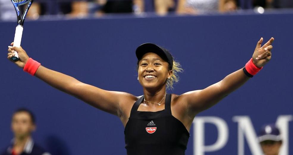 Campeã do US Open, Naomi Osaka fecha histórico acordo com a Adidas