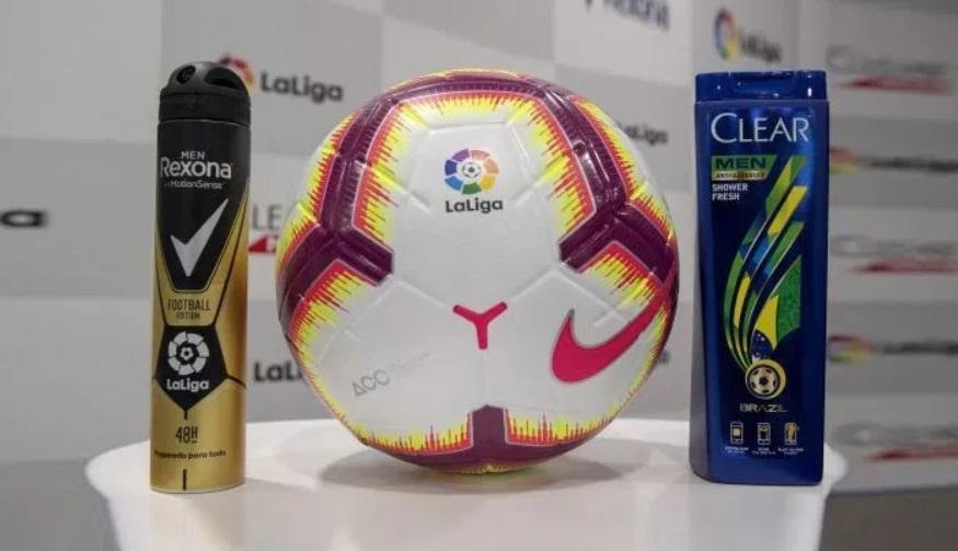 Unilever é a nova patrocinadora global da LaLiga