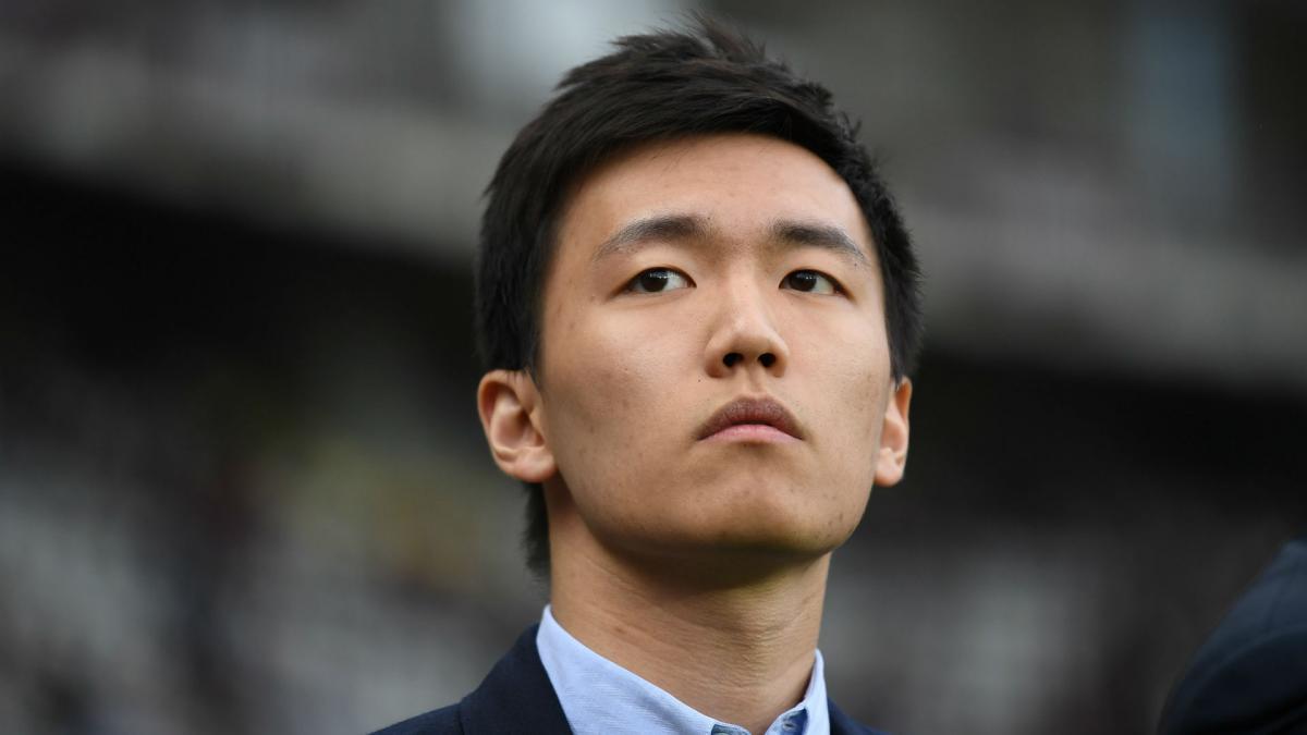 Aos 27 anos, chinês assume a presidência da Inter de Milão