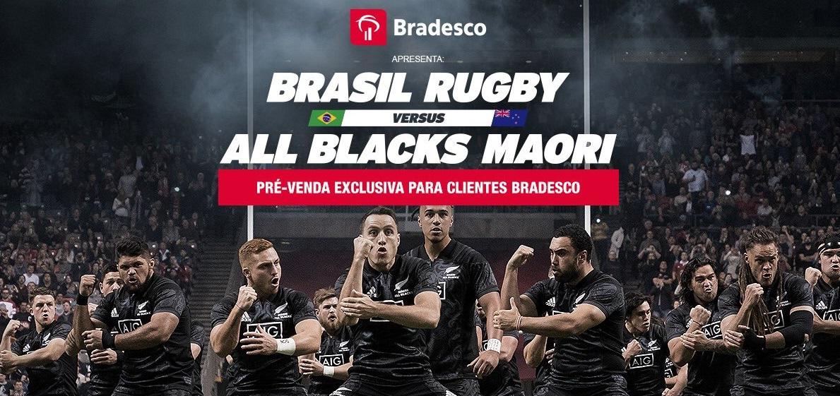 Brasil Rugby e Twitter anunciam parceria para transmissão de duelo contra All Blacks Maoris