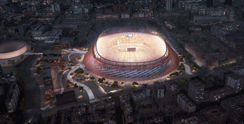 Mediapro negociou naming right do Camp Nou por € 300 milhões