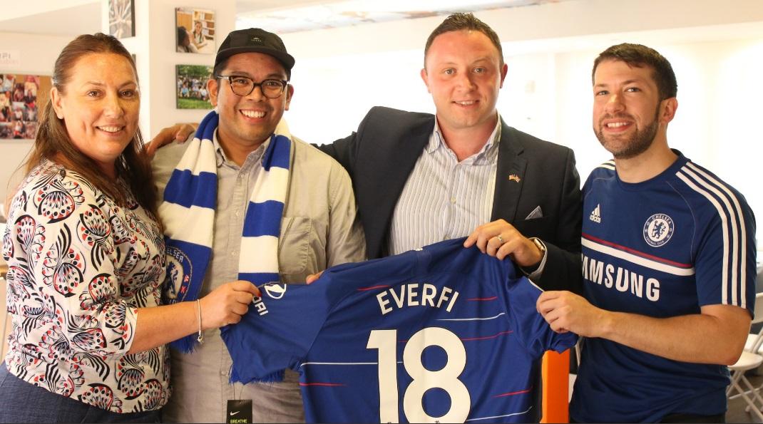 Chelsea fecha parceria para ter programa educacional em Nova York
