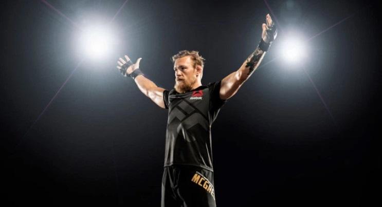 Conor McGregor renova com Monster Energy e Reebok