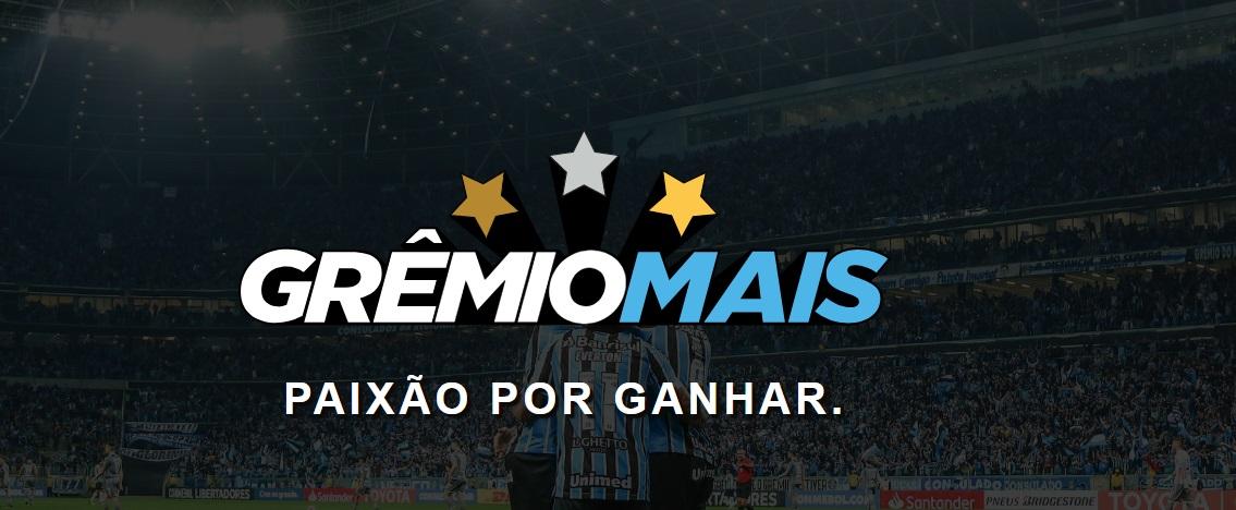 Grêmio Mais | Grêmio lança título de capitalização para torcedores