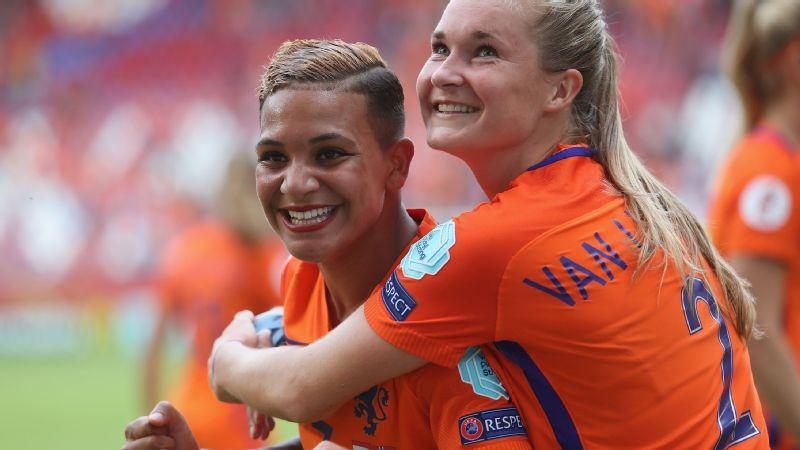 UEFA destinará parte dos lucros da EURO masculina para o futebol feminino