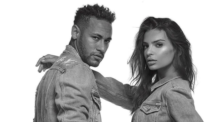 Juntos desde 2015, Neymar e grife Replay renovam parceria