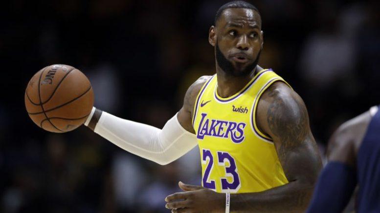 Los Angeles Lakers se destaca em engajamento nas redes sociais