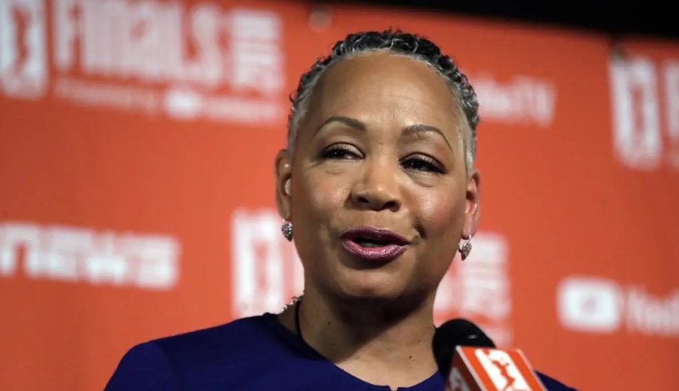 Presidente deixa WNBA para se tornar CEO da Time's Up