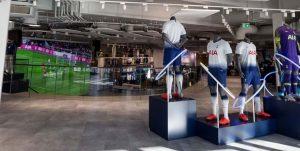 Nike e Tottenham fazem história e inauguram a maior loja de futebol da Europa