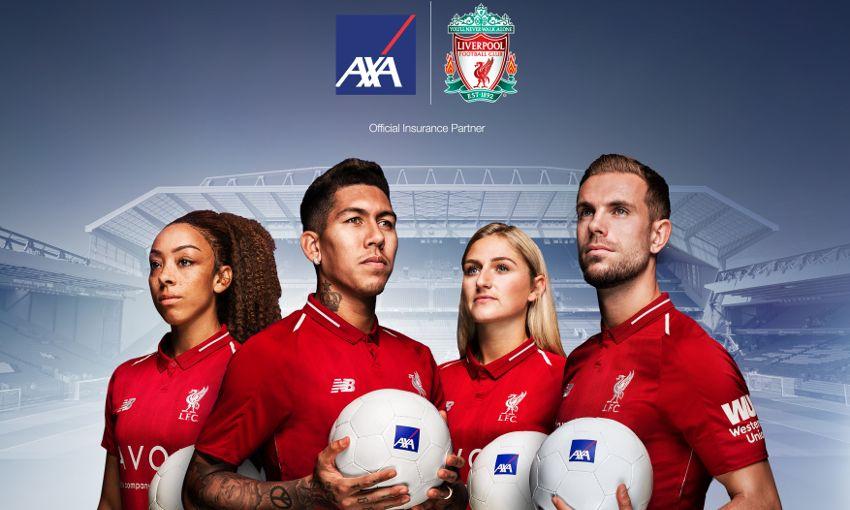 Liverpool anuncia inédita parceria com empresa de seguros