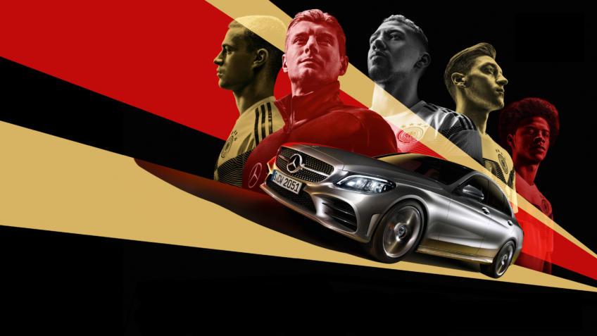 Com fim de icônica parceria, Mercedes-Benz lança camisa especial para Alemanha