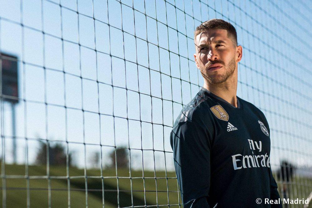 Adidas pode bater recorde em renovação com Real Madrid