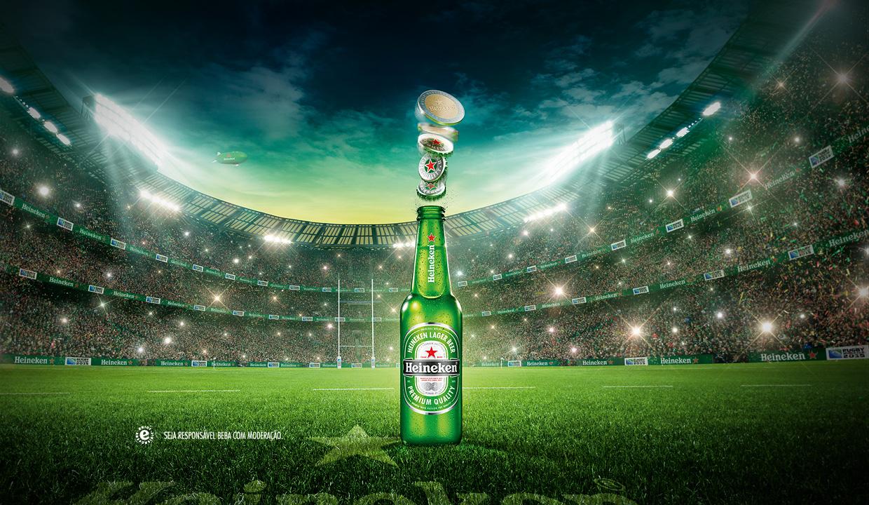 Heineken renova com a seleção brasileira de Rugby até 2020