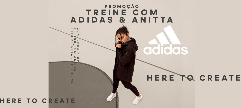 Com experiência envolvendo Anitta, Adidas ratifica foco no público feminino