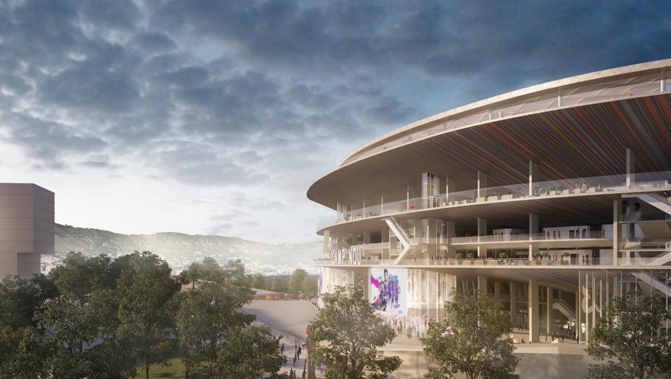 Barcelona pode estar próximo de fechar naming rights do Camp Nou