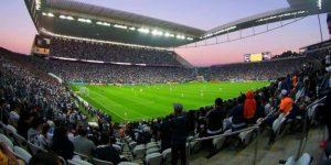 Arena do Corinthians oferecerá tecnologia da Uber utilizada no Super Bowl