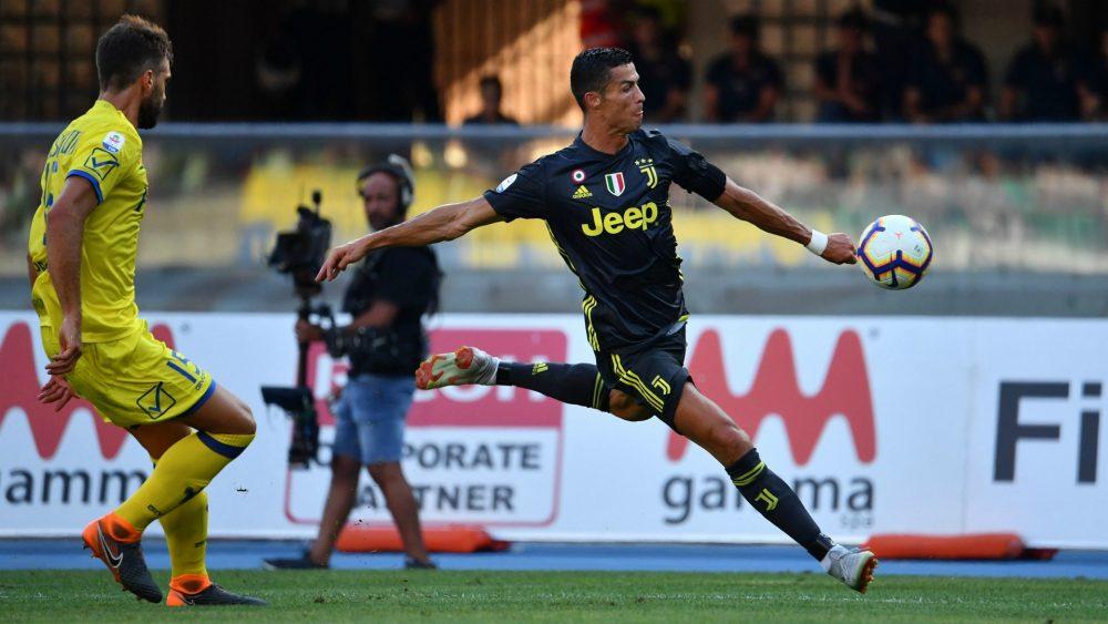 DAZN desembarca no Brasil com jogos de PSG e Juventus
