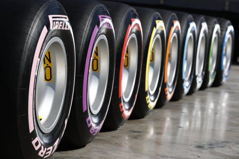 Pirelli seguirá como fornecedora de pneus da Fórmula 1 até 2023