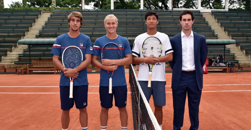 Fila intensifica presença na categoria tênis no Brasil