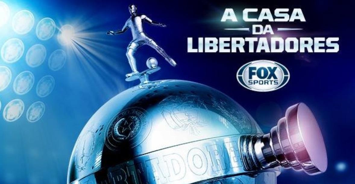 Fox Sports renova e seguirá transmitindo a Libertadores até 2022