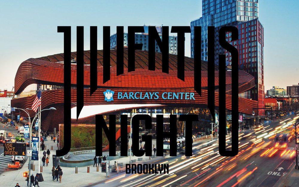 Juventus terá noite temática em partida do Brooklyn Nets, da NBA