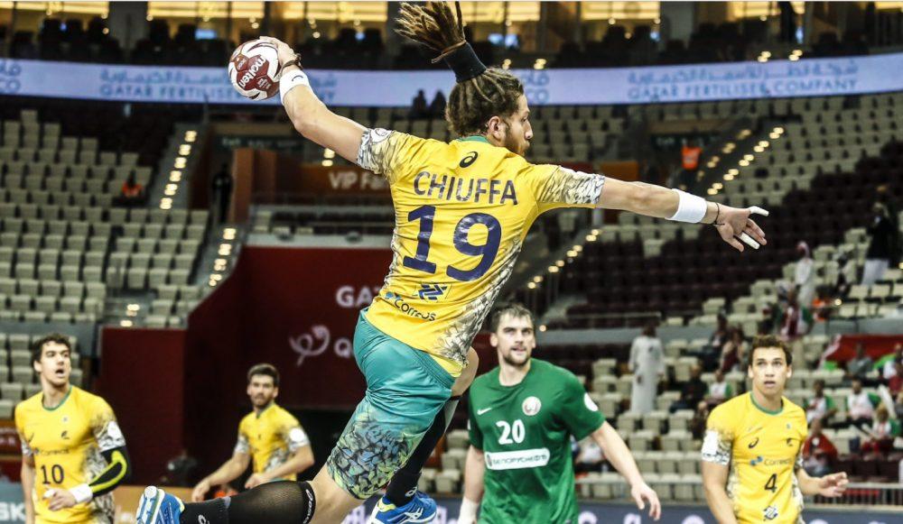 Kempa é a nova patrocinadora da Seleção Brasileira de Handebol