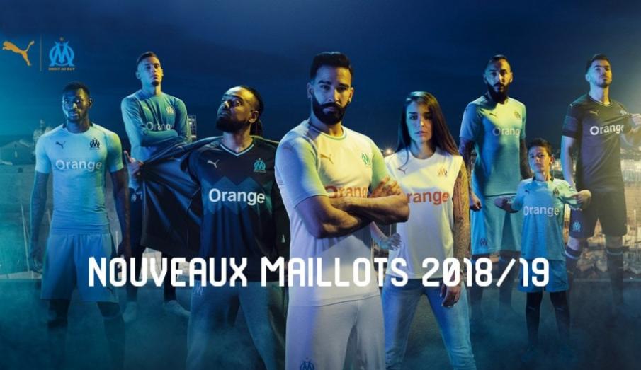 Sem Paris Saint-Germain, Emirates estuda desembarcar no Olympique de Marseille