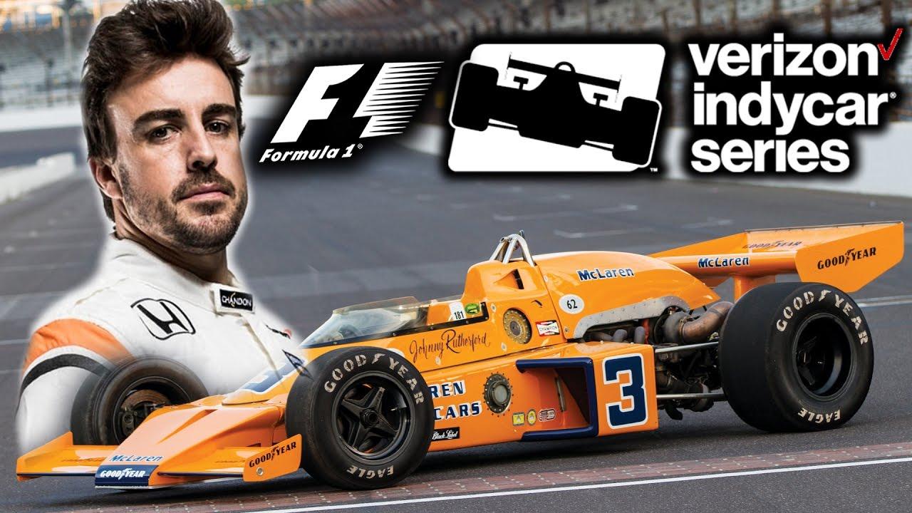 Com Fernando Alonso, 500 milhas de Indianápolis terá presença da McLaren