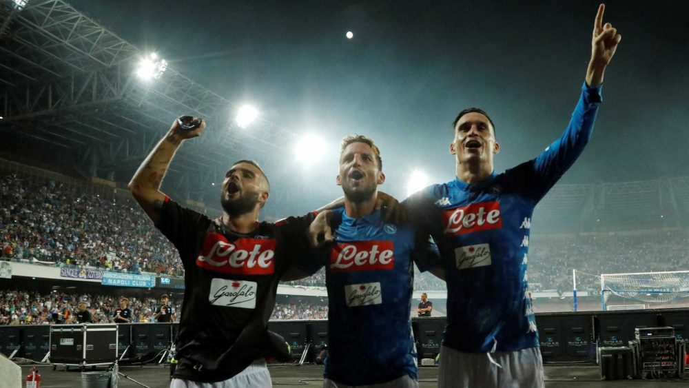 Substituição no Napoli: sai Kappa e entra Adidas?