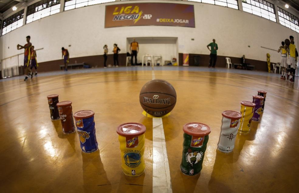 Nescau fará votação para escolher a 10ª franquia da NBA com lata especial