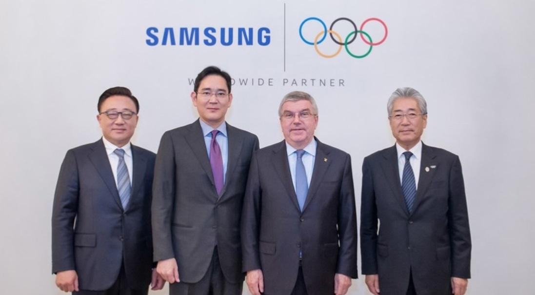 Samsung renova acordo com COI até Los Angeles 2028
