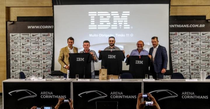 Com IBM, Corinthians explorará inteligência artificial na Arena