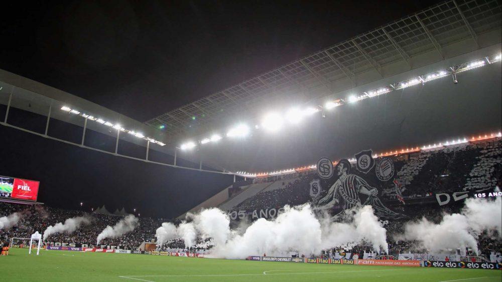 Corinthians anunciará acordo com IBM para gestão do sócio-torcedor