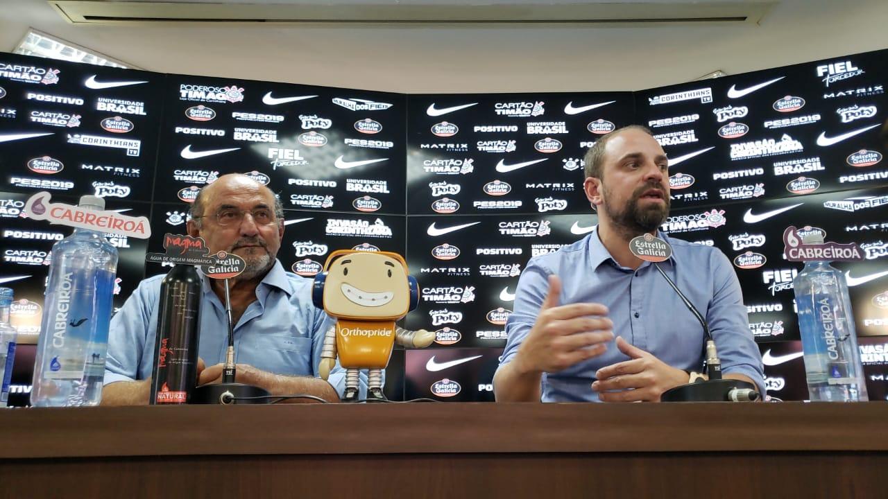 Orthopride manterá estratégia em parceira com Corinthians