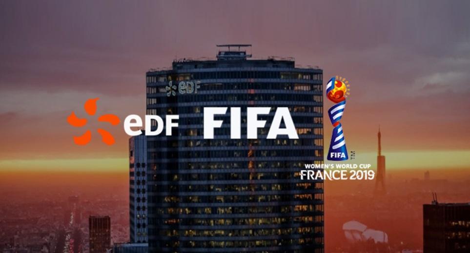 Empresa francesa é a quinta parceira regional da Copa do Mundo feminina