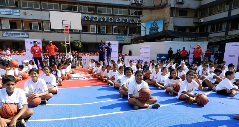 NBA levará partidas de pré-temporada para a Índia