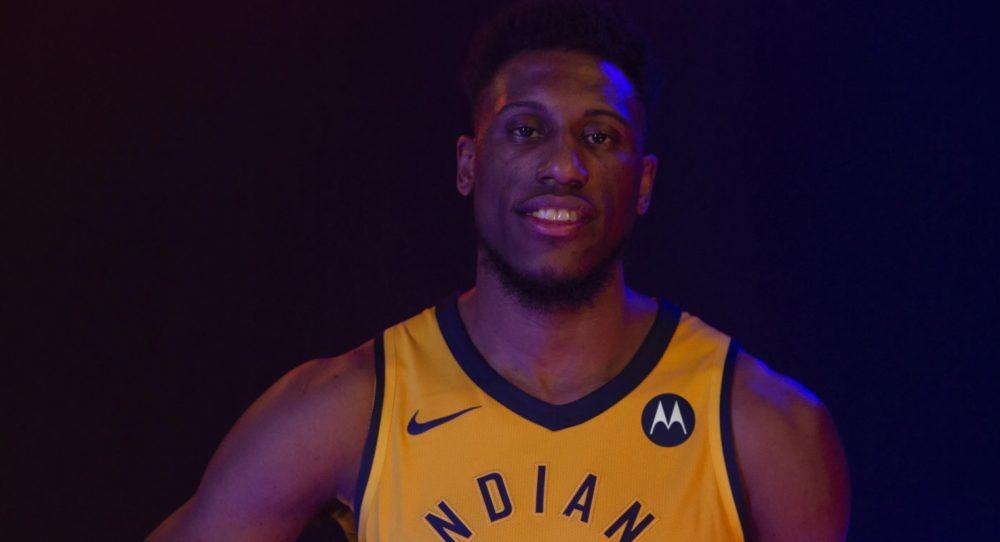 Indiana Pacers é a 29ª franquia da NBA a ter patrocínio de camisa