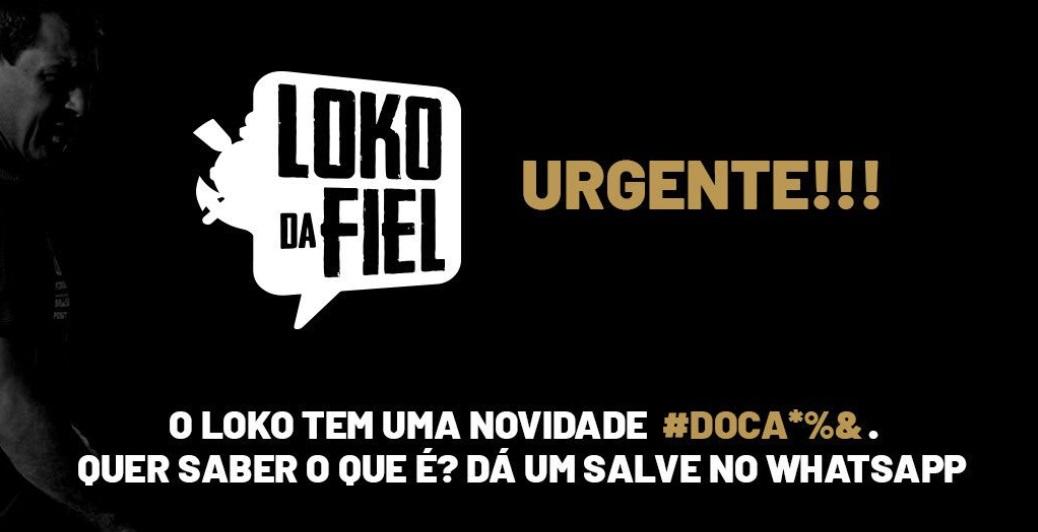 Corinthians aproveita anúncio de Carille para lançar número no WhatsApp