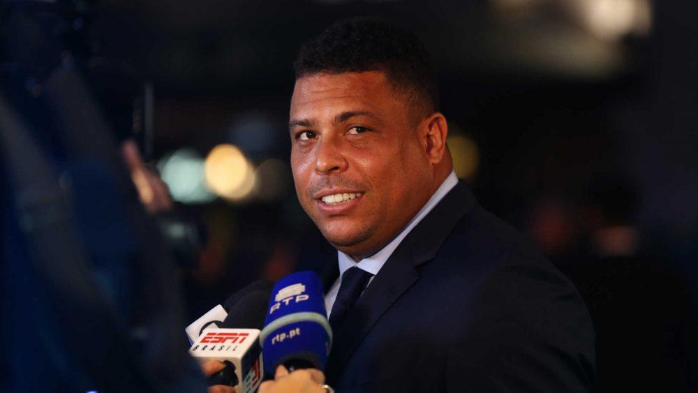 """Acionista do Valladolid, Ronaldo foca no estrutural e projeta """"cidade esportiva"""""""