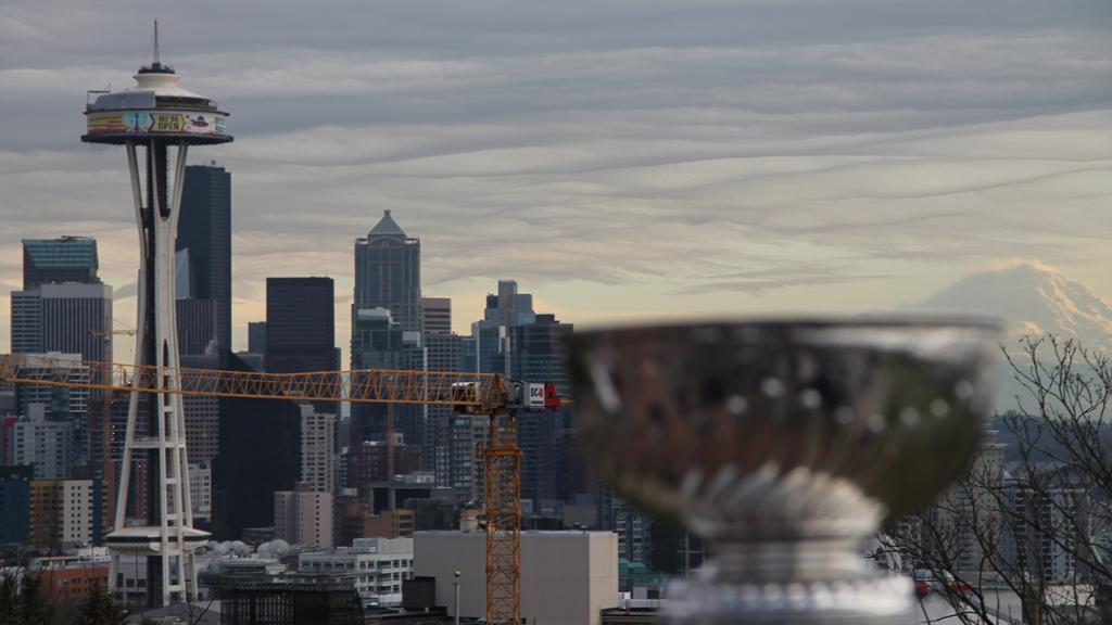 Seattle terá equipe na NHL a partir de 2021/2022