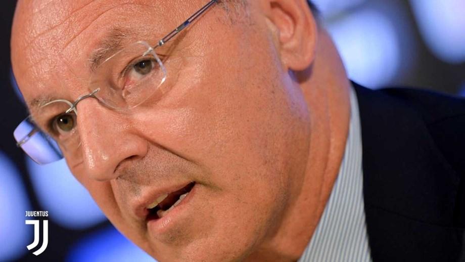 Ex-CEO da Juventus, Giuseppe Marotta assume cargo na Inter de Milão