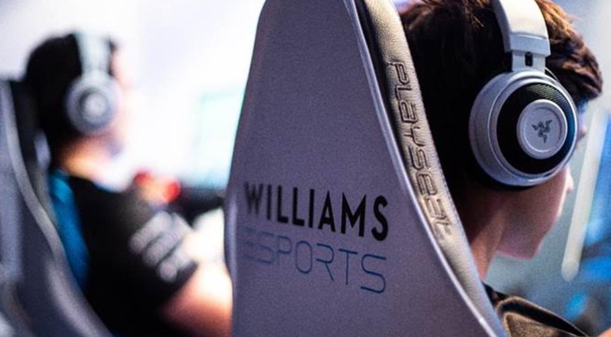 Razer é a nova parceria da Williams Esports