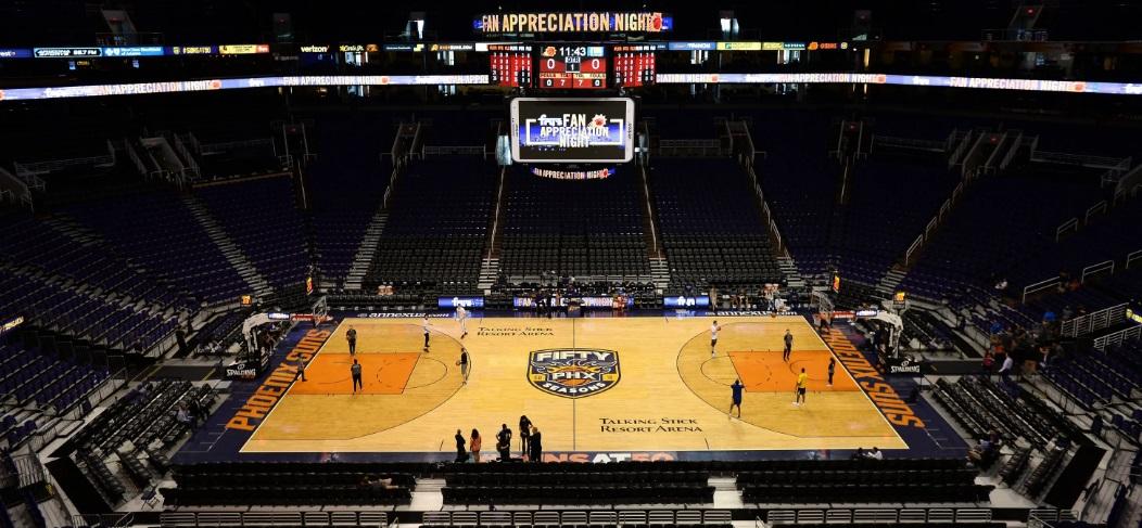 Proprietário do Suns estuda mudança para Las Vegas ou Seattle