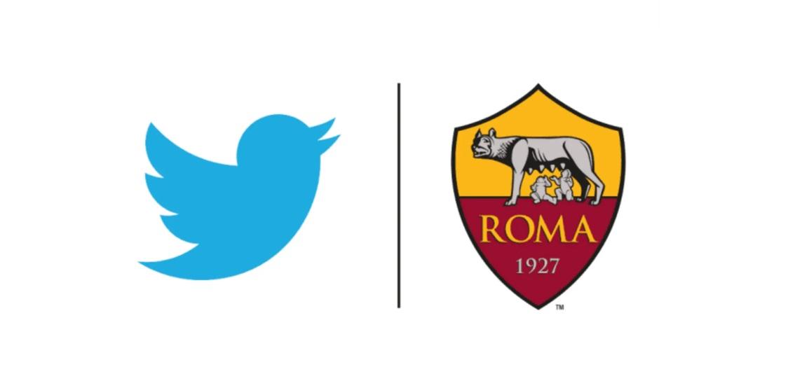 Twitter anuncia pioneira parceria de conteúdo com a AS Roma