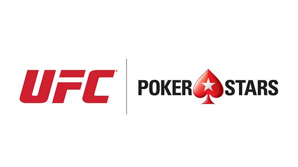 PokerStars fecha com UFC e inaugura nova categoria de patrocínio