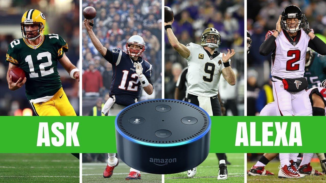 Com Alexa, NFL quer 'democratizar' regras da NFL