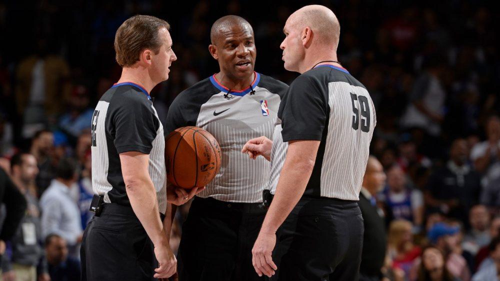 Árbitros da NBA utilizarão Twitter para interagir com torcedores durante jogos