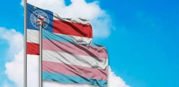 Bahia passará a adotar nome social para torcedores trans