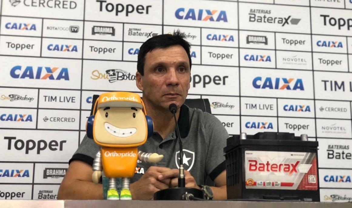 Baterax renova com Botafogo até o final de 2019